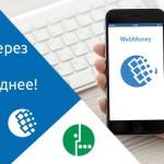 Специальные условия на пополнение WebMoney-кошелька через Мегафон