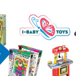 Больше детских подарков с I-baby.toys