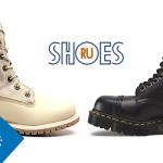 Новые ботинки к Новому году с бонусами от Shoes.ru