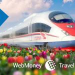 ЖД билеты с WebMoney Travel