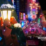 WebMoney.Travel приглашает в новогоднее путешествие