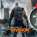 Хиты Ubisoft на Shop.buka.ru со скидкой 50%