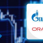 «Газпром» и Oracle выплатили дивиденды на бирже INDX