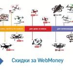 Вся коллекция дронов со скидкой до 10% от компании Хобби Центр
