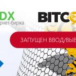 Ввод/вывод BSV.ECU на INDX.ru