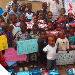 Cобранные на WebMoney Funding средства стали подарками детям Кот-д'Ивуара