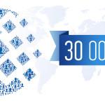 Число регистраций в системе WebMoney превысило 30 миллионов