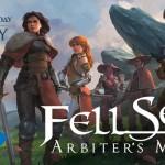 Скидка 18% на новую игру Fell Seal: Arbiter's Mark