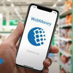 Супермаркеты Prisma начали принимать WebMoney