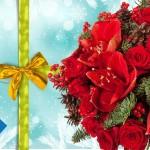 Скидка 10% на цветы ко Дню всех влюбленных